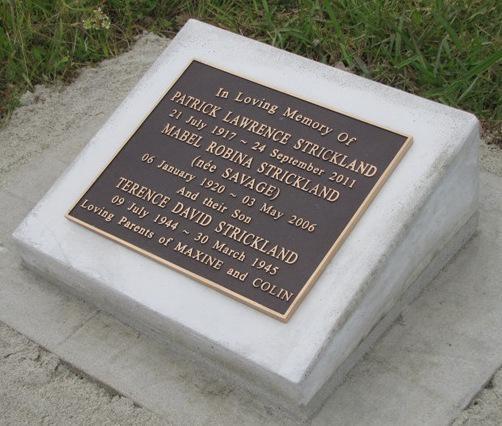 Headstone - Headstone